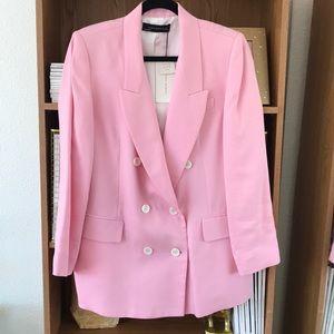 🌸 pink ZARA suit 🌸